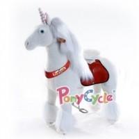 Ponycycle Eenhoorn (Klein formaat)