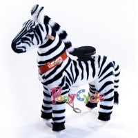 Ponycycle Zebra (Klein formaat)