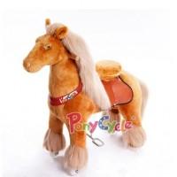 Ponycycle Cowboy met Geluid (Klein formaat)